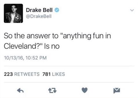 Drake Belles Visit To LHS
