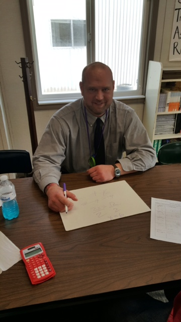 New Teachers - Mr. Dennis Wondrak