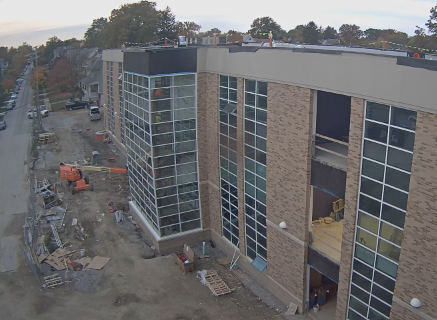 School Construction-- We're Almost There!
