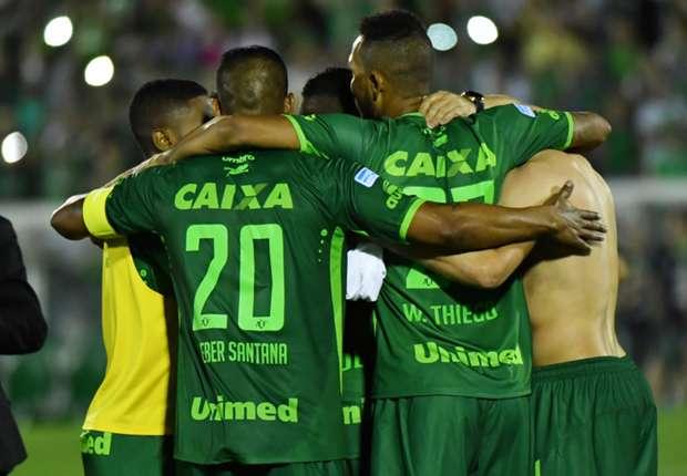 Brazil%27s+Chapecoense+Soccer+Team
