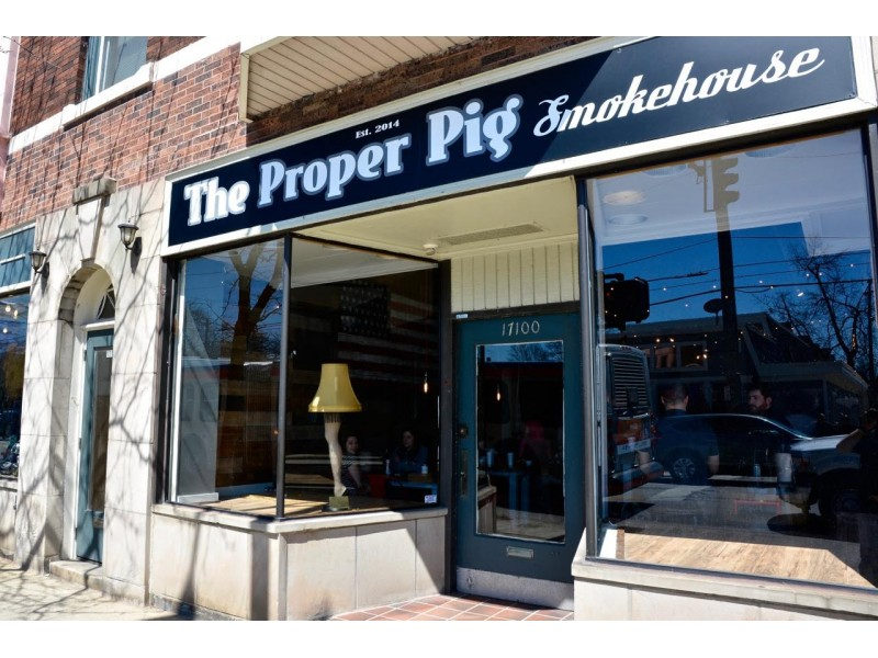 Restaurant Review-Proper Pig