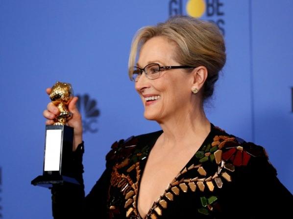 Streeps Golden Globe