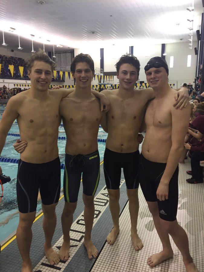 Nick+Ferrone%2C+Evan+Gainous%2C+Colman+McGuan%2C+Preston+Polen