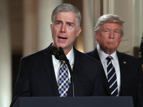 Trump Picks Neil Gorsuch For Supreme Court