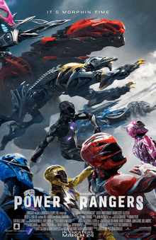 My review of the Power Rangers movie