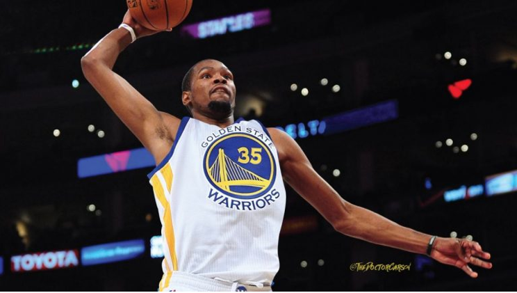 Kevin Durant's Injury
