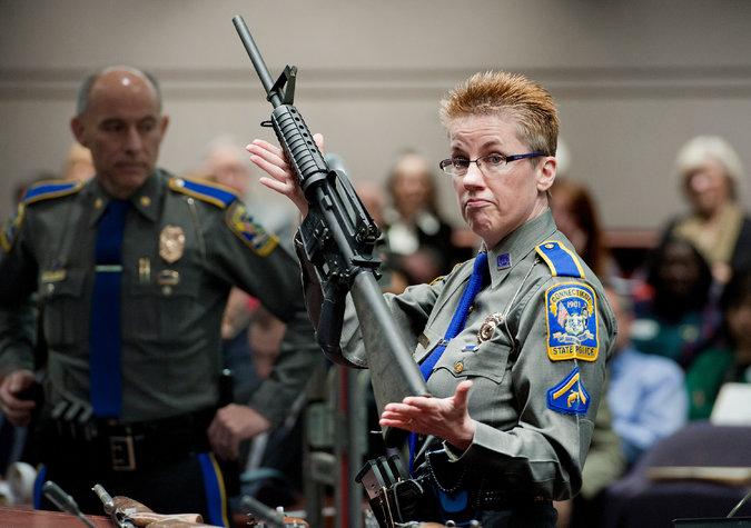 Teens shot with an AR-15
