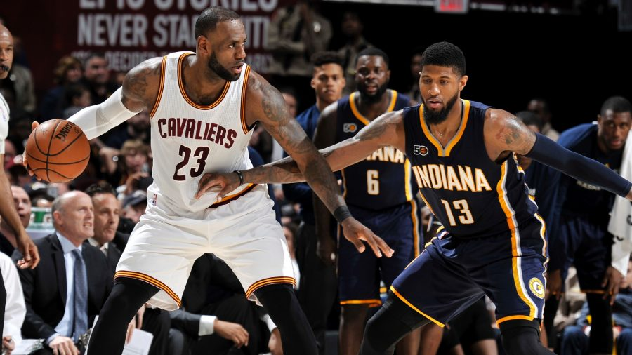 Eastern Conference Playoffs Round 1: Cavaliers vs. Pacers