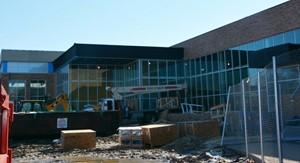 School Construction Progression