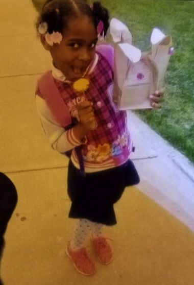 Missing 5-year-old girl returned home