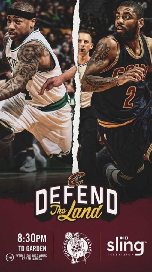 Eastern Conference Finals: Cavaliers Vs. Celtics