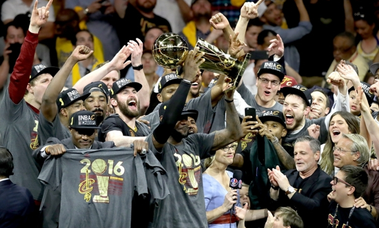 Keeping Up with the Cavaliers