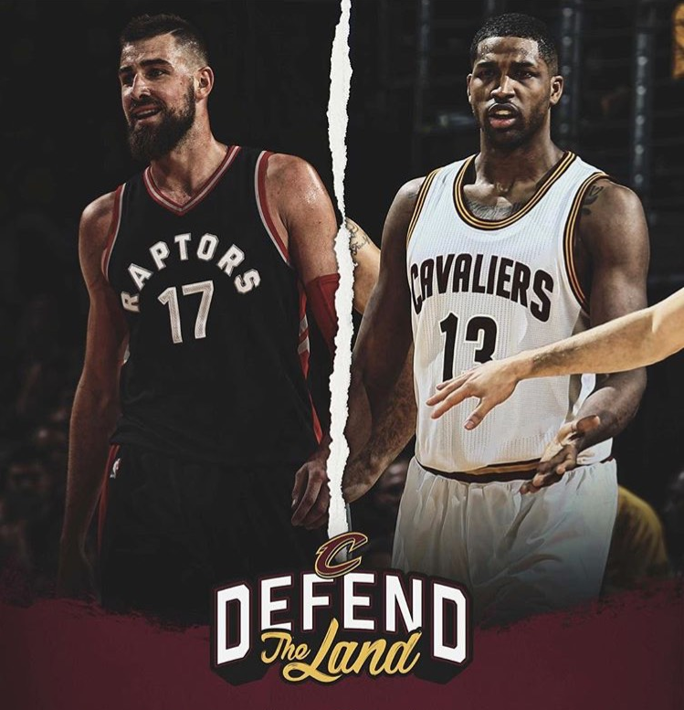 Eastern Conference Playoffs Round 2: Cavaliers Vs. Raptors