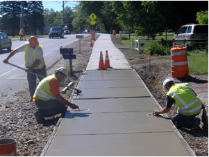 Lakewood Sidewalk Replacement Program