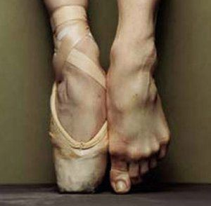 Pointe Shoe Pain