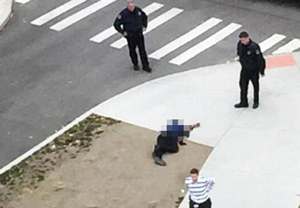 Ohio Cop Shot and Killed