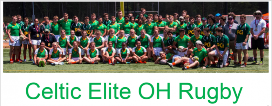 Celtic Elite Rugby - Summer 15's Season
