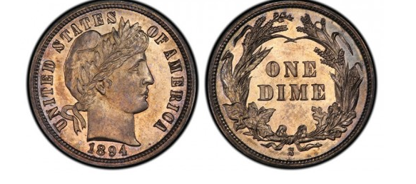 A Dime Worth Two Million