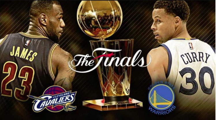 NBA Finals: Cavaliers Vs. Warriors