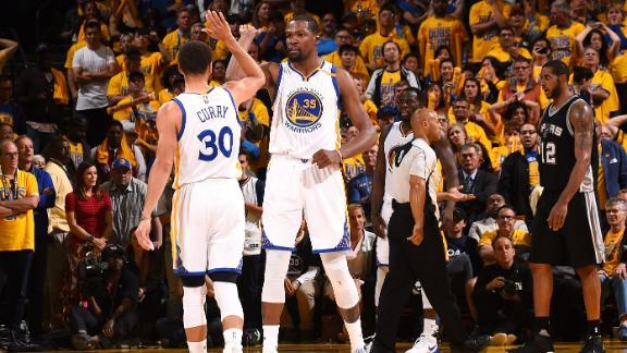 The Warriors' comeback