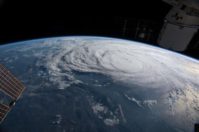 Hurricane Harvey Wreaks Havoc