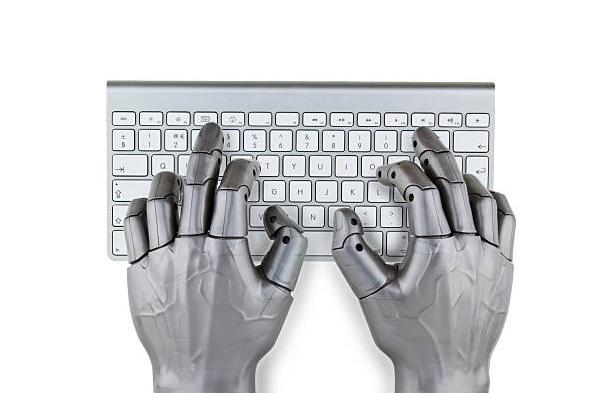 Journalism Writing Robots