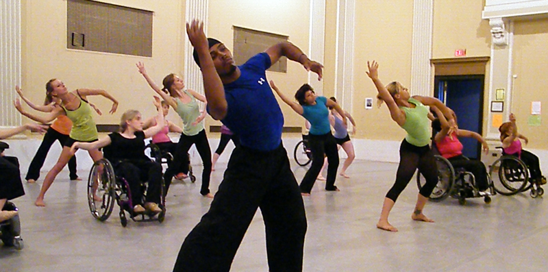 What is a Dance-Movement Therapist?