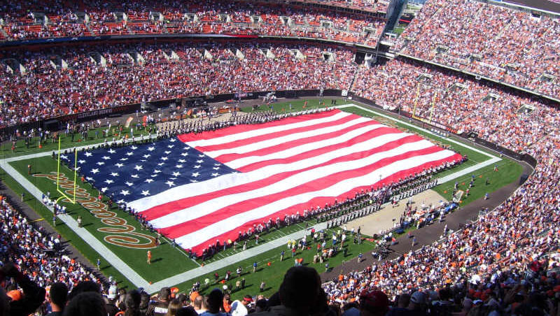 Why They Play the National Anthem at Sporting Events