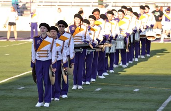 End of Marching Band Season