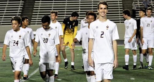 LHS Boys Soccer vs. St. Ignatius
