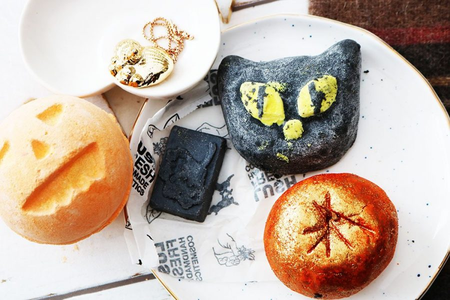 LUSH Cosmetics Unveils Holiday Products