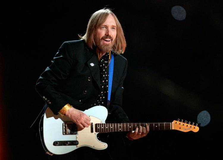 Tom Petty Dies at 66
