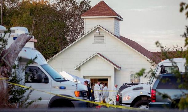 Sutherland Church Killing Leave 25 Dead, 20 Injured