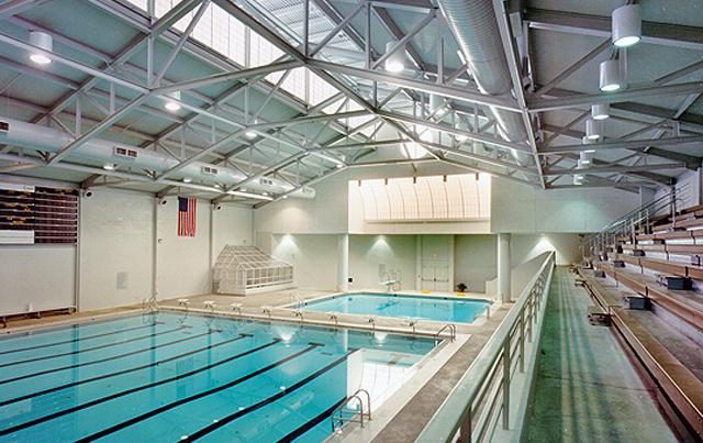 First Swim Meet