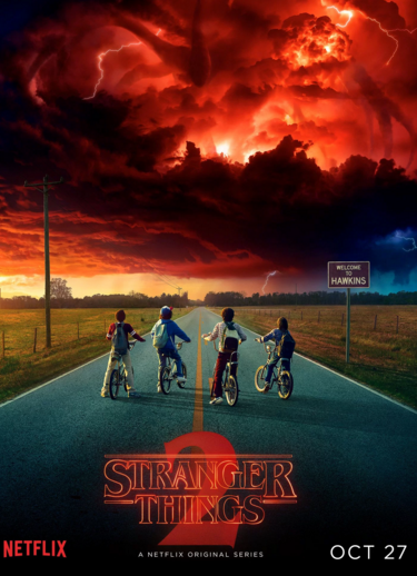 Reflecting on Stranger Things 2