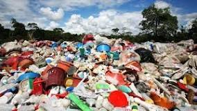 Non biodegradable bags