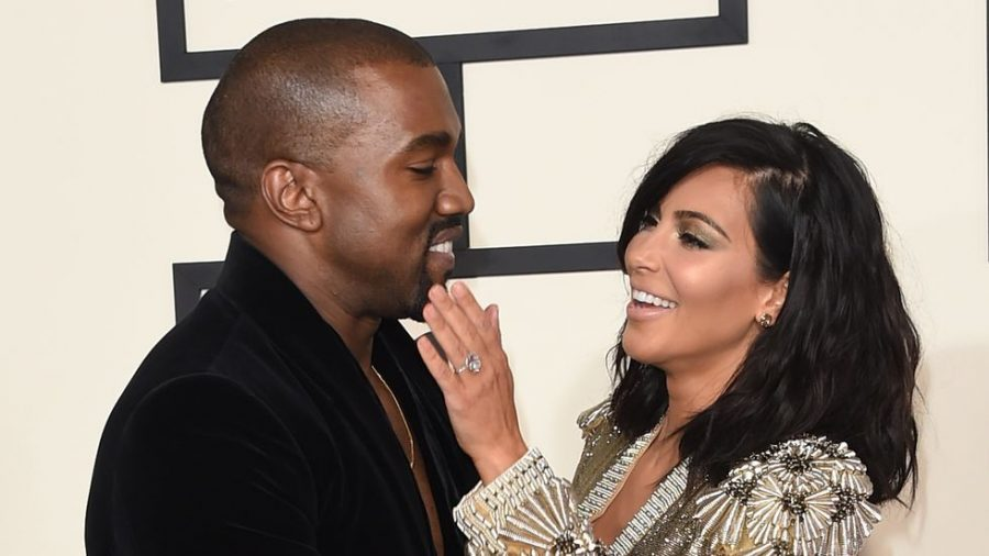 Kim+Kardashian+West+And+Kanye+West+Surrogate+Baby