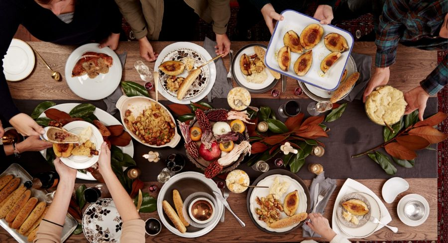 The First Thanksgivings Weren't Always Happy Ones