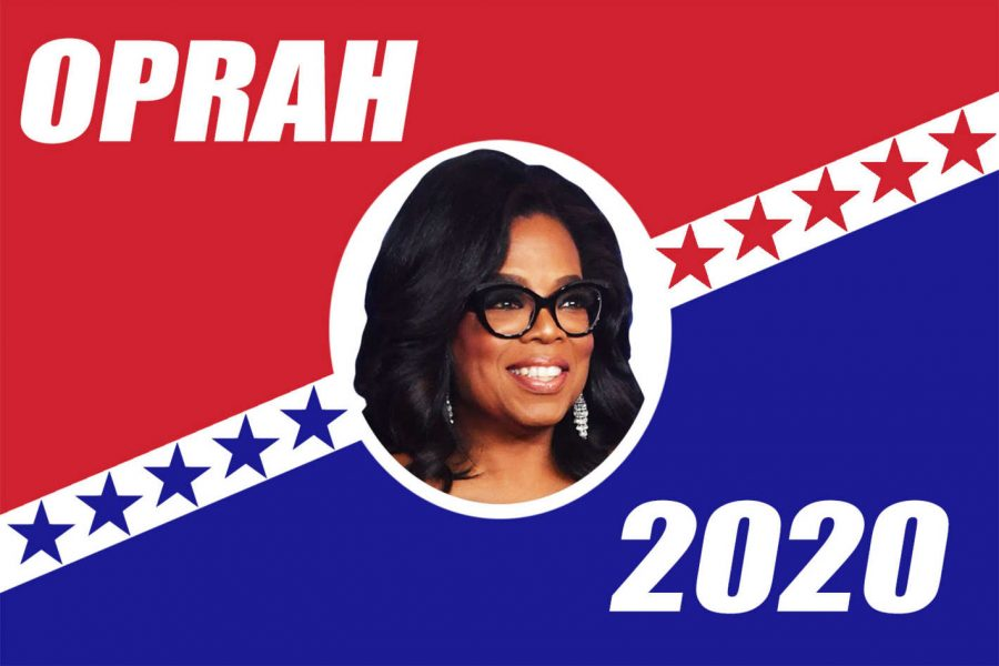 Why Oprah Shouldn't Run for President in 2020