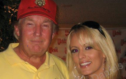 The President and His Porn Star