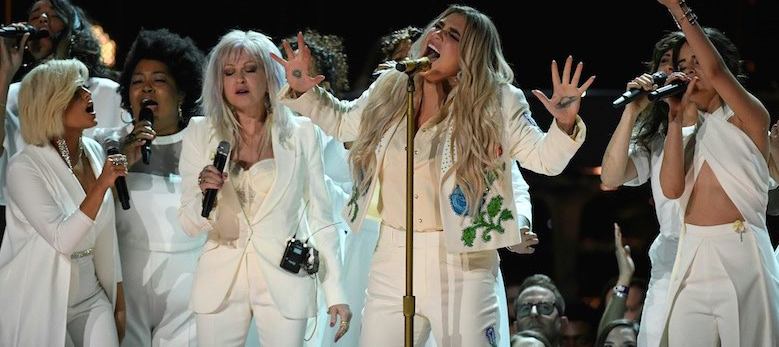 The Emotion Behind Kesha's 2018 Grammy Performance