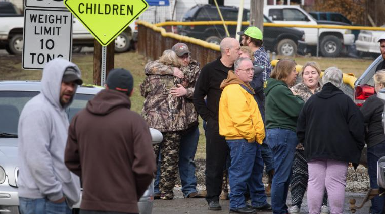 Pennsylvania shooting killed 4