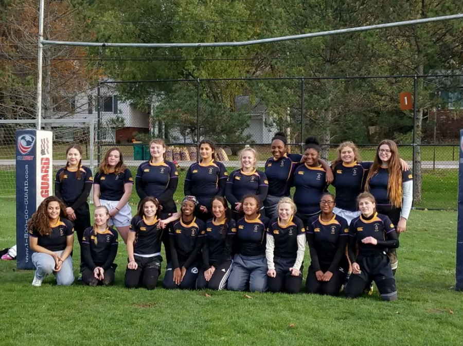 Girls' Rugby Season Kicks Off