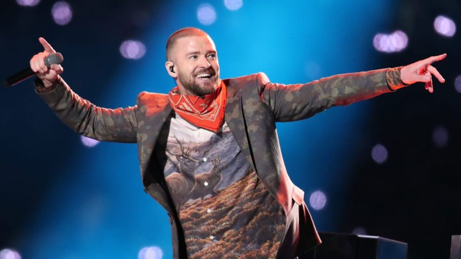 Justin Timberlake's Super Bowl Halftime Show