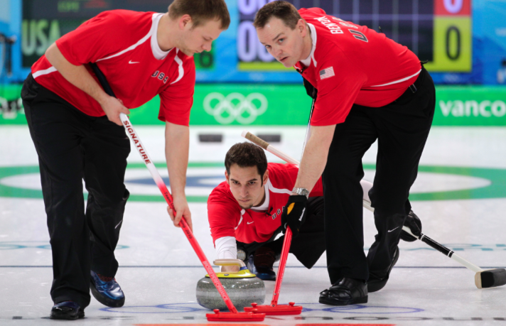 Winter Olympics: What is Curling?