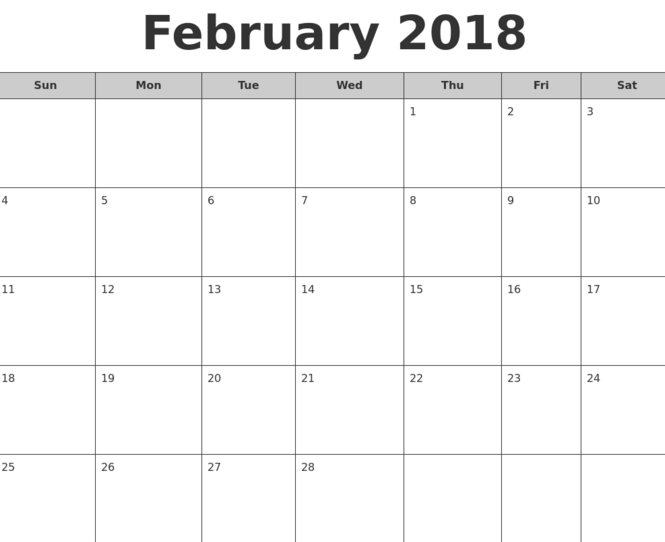 Why is February so Short?