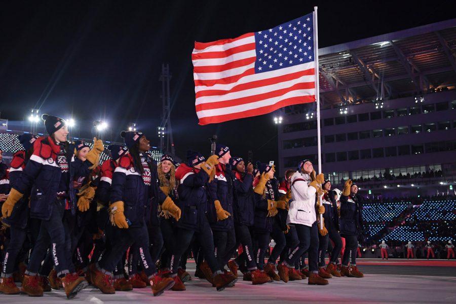 Diversity in the 2018 Olympics