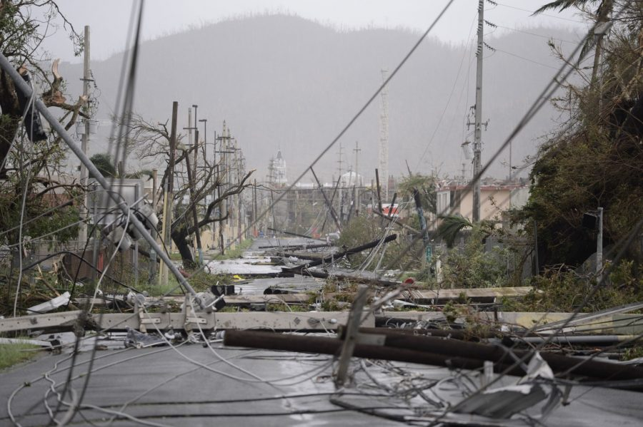 In the Aftermath of Hurricane Maria
