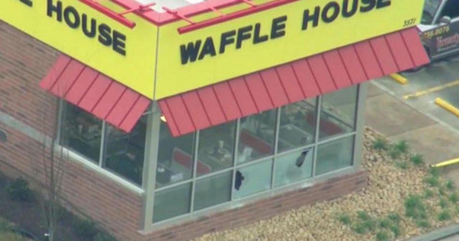 Nashville Waffle House Shooting