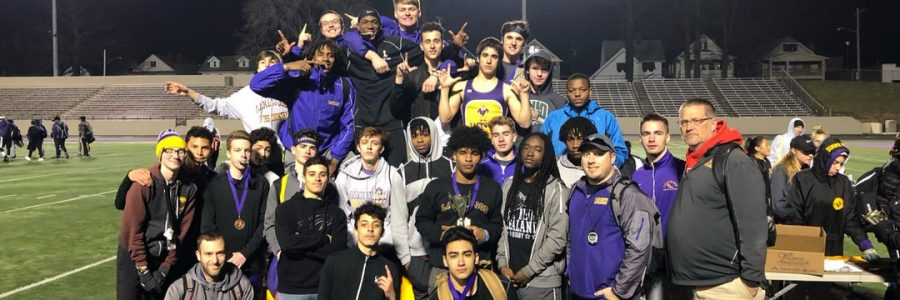 Lakewood Boys Track Team Wins First at Ranger Relays